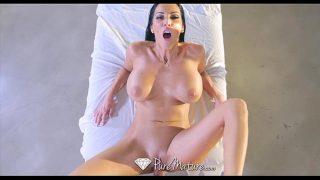 PureMature – Big boobs milf Veronica Rayne gets fucked