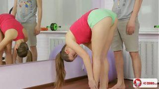 Russian Teen Taissia Fitness