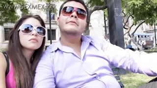 www.SEXMEX.xxx – Hot young latina school girl picked up in public and fucked Lily Queen